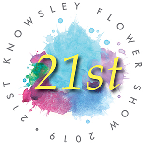 21st Knowsley Flower Show 2019 Logo